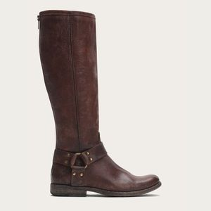 Frye | 'Phillip' Harness Tall Leather Boot